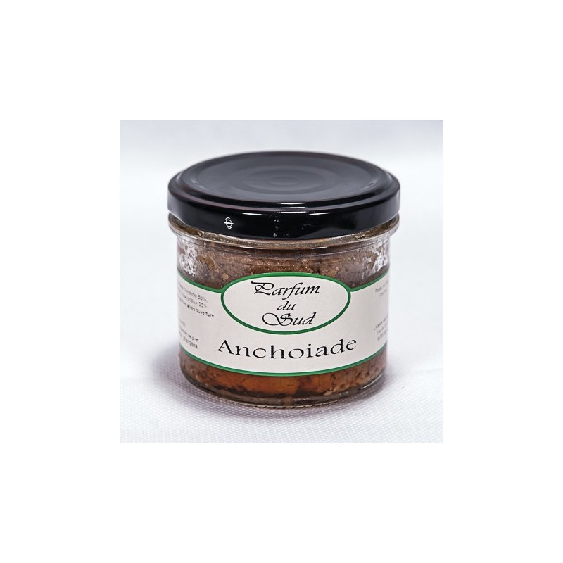 Vente d 39 ancho ade parfum du for Anchoiade maison